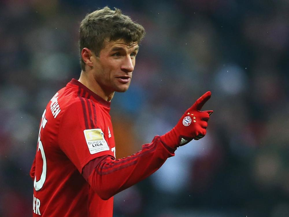 Muller looks set to play a big role tonight (Getty Images)