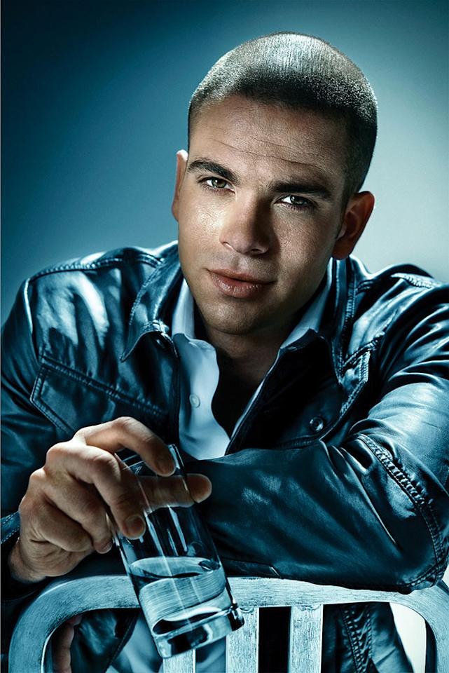 """When asked who inspired his portrayal of bad boy Puck on """"<a href=""""/glee/show/44113"""">Glee</a>,"""" actor <a href=""""/mark-salling/contributor/903239"""">Mark Salling</a>, who is also a musician, says """"a few d-bags I knew in high school. Most of them are now pursuing real estate and law."""""""