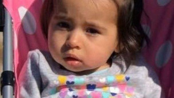 PHOTO: Police in Ansonia, Conn., are searching for Vanessa Morales, 1, pictured in an undated handout photo. (Ansonia Police Department)