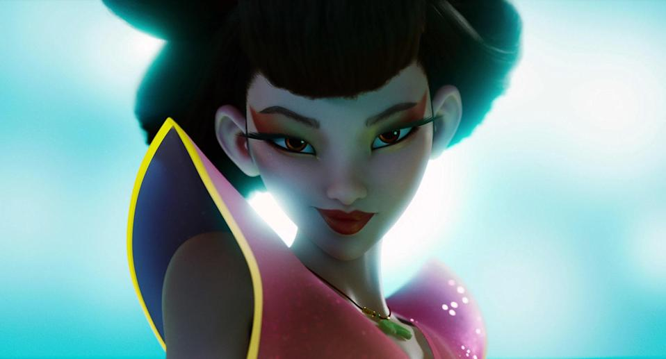 """<p><em>Nominated for: Best Motion Picture–Animated</em> </p> <p>Missing her mom, a brave young girl decides to build her own space ship and travel to the moon to meet the goddess who lives there in this musical adventure.</p> <p><a href=""""https://cna.st/affiliate-link/2Z6F81fjBAMUbaw55t2E8q41eU5eDQYHEH5vMP7s8X5gXGxyxd3zMWPNSLVfSbD6S5rxYoM8tGAYsiVuAMA3TgZqEUxm?cid=6036924e54d306ce3eaef8c0"""" rel=""""nofollow noopener"""" target=""""_blank"""" data-ylk=""""slk:Watch now on Netflix"""" class=""""link rapid-noclick-resp""""><em>Watch now on Netflix</em></a></p>"""