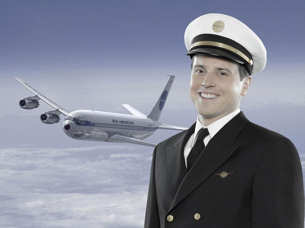 "PAN AM - ABC's ""Pan Am"" stars Michael Mosley as Ted. (ABC/BOB D'AMICO)"