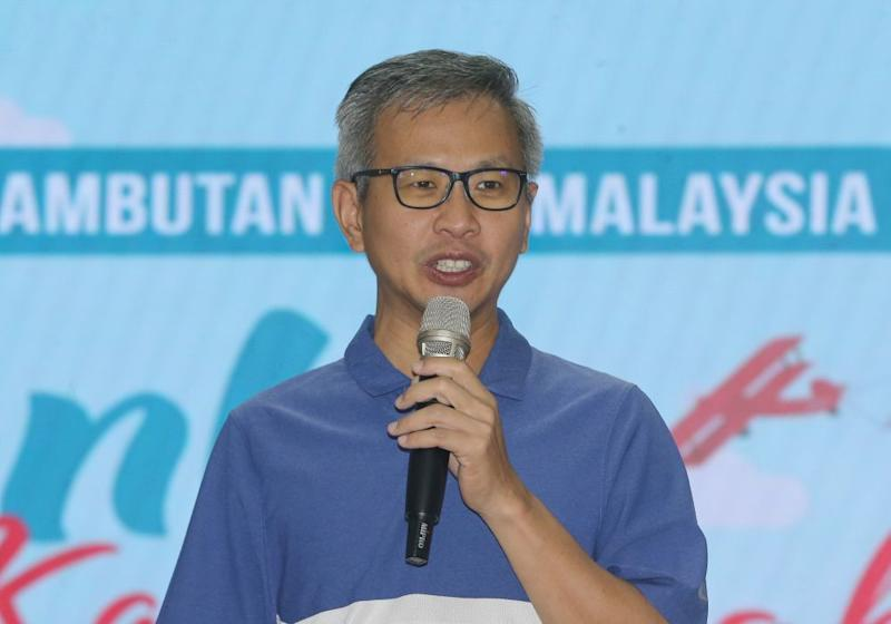 Damansara MP Tony Pua says the sale of government assets to help settle the national debt will not involve assets under Permodalan Nasional Bhd. ― Picture by Razak Ghazali