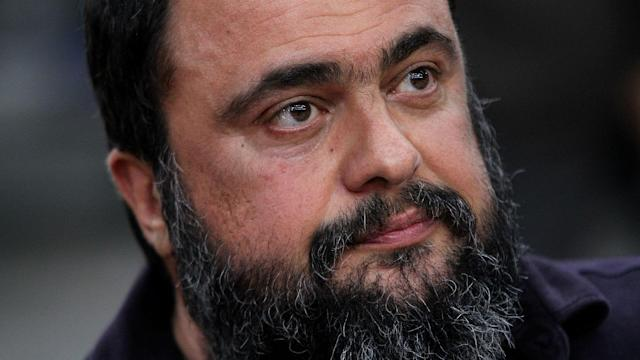 Vangelis Marinakis has issued a statement denying any wrongdoing as he faces serious charges in his native Greece
