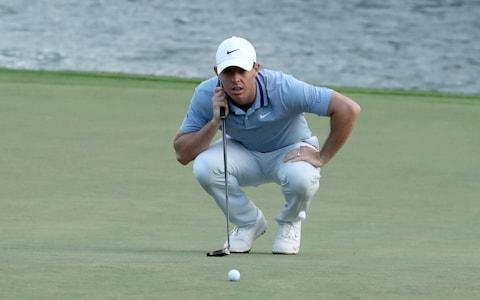 <span>McIlroy has grown frustrated at the pace some players play at</span> <span>Credit: getty images </span>