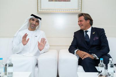 """""""World Leaders Gather At Sir Anthony Ritossa's 14th Global Family Office Investment Summit In Dubai"""""""