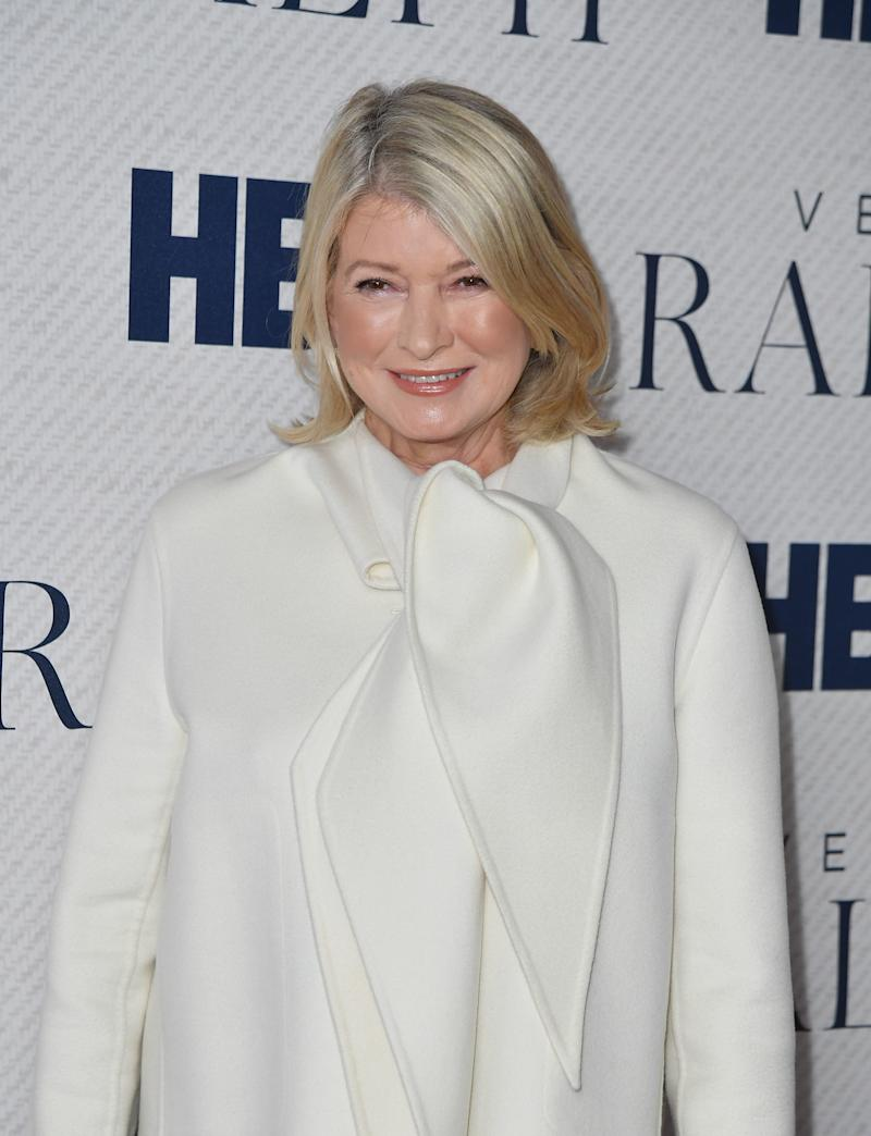 Martha Stewart Shaded Felicity Huffman's Prison Style