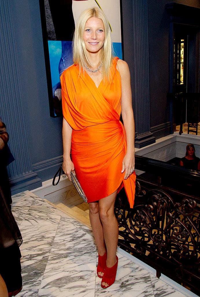 """Oscar-winning actress Gwyneth Paltrow is influencing more than just fashion. With the lifestyle website, Goop, that she introduced in 2008, the """"Iron Man"""" star offers tips for travel, exercise, and cooking. In fact, Gwyneth's so interested in the latter that she authored a cookbook, <i><em>My Father's Daughter</em></i>, last year. Is there anything the woman can't do?"""