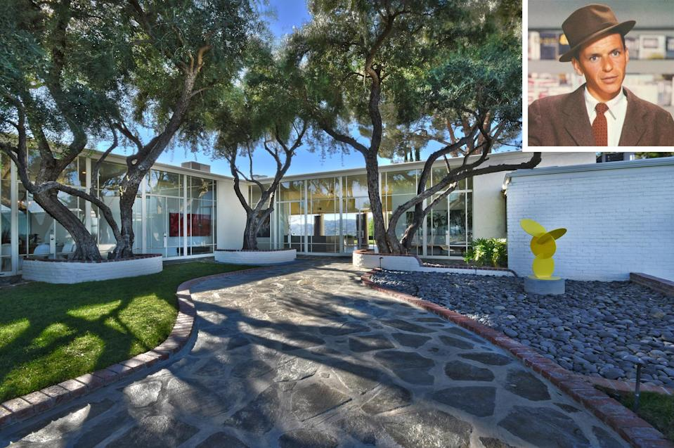 Inside Frank Sinatra's $12.5M Byrdview Estate (Where Marilyn Monroe Lived in the Guest House!)