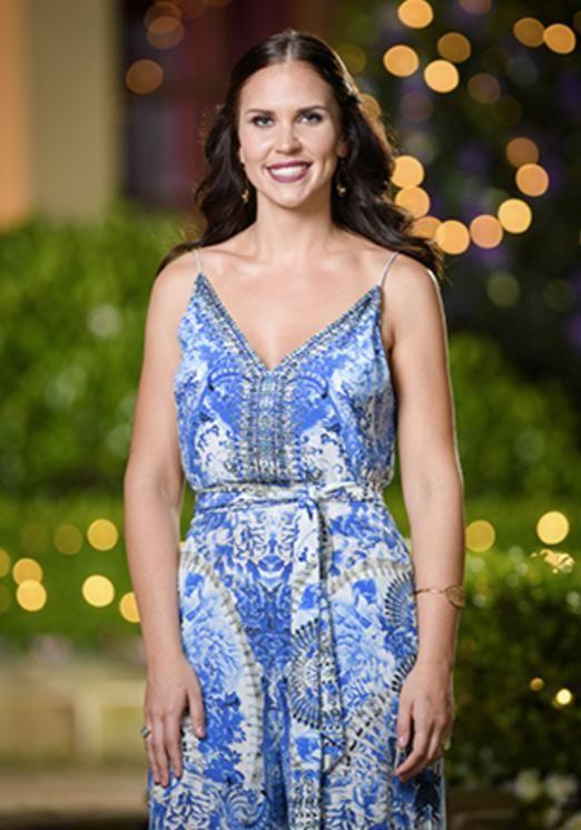 Natalie was the eighth girl to be eliminated from the mansion, but did any of the girls take her fancy? Source: Channel 10