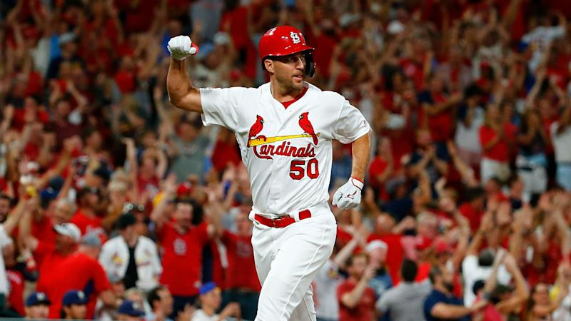 Cardinals secure NL Central title after topping Cubs