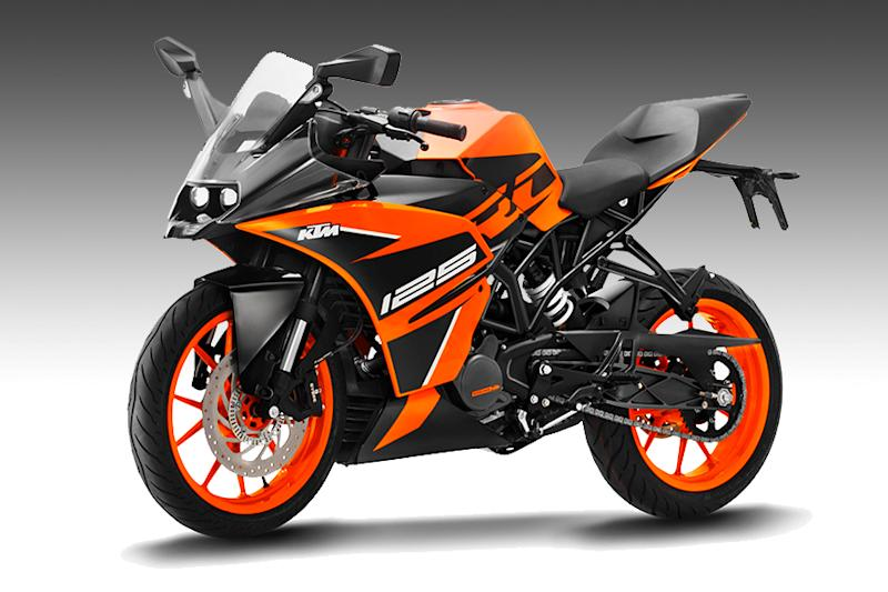 KTM RC 125 ABS launched at Rs 1.47 Lakh in India