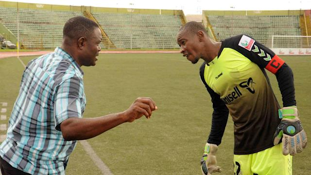 The veteran tactician feels his goalkeeper's howler against the Anambra Warriors cost them a chance to secure maximum points at home