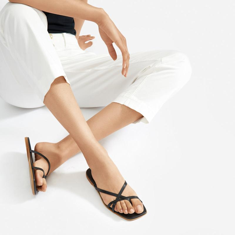 The Strappy Sandal