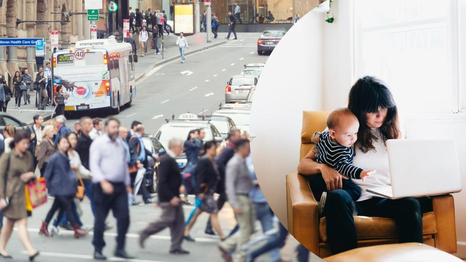 It's not law for employers to pay super during paid parental leave. Images: Getty