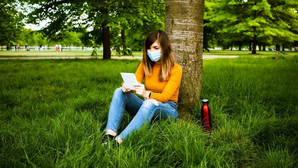 """<span class=""""caption"""">Sales increases for self-published titles in the pandemic is likely related to the accessibility of eBooks during bookstore and library closures. </span> <span class=""""attribution""""><span class=""""source"""">(Shutterstock)</span></span>"""