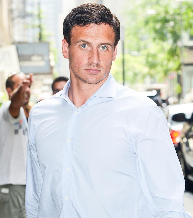 Ryan Lochte: Swimming Suspension Makes Me Stronger — 'I Will Have Drive and Purpose'