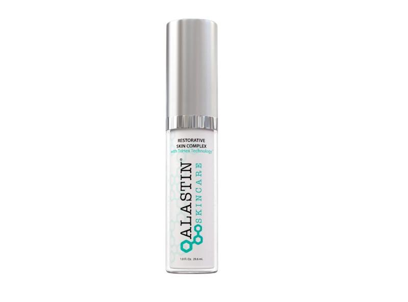 """Retinol alternatives &ldquo;work by increasing collagen, the building block of our skin, without irritation or sun sensitivity,&rdquo; explained Deanna Mraz Robinson, a board-certified dermatologist from Westport, Connecticut. One of her favorite anti-aging products is Alastin Restorative Skin Complex, a peptide-based serum that improves collagen and elastin fibers in the skin. &lt;br&gt;&lt;br&gt;<strong>Find it for $195 on </strong><a href=""""https://www.alastin.com/products/restorative-skin-complex""""><strong>Alastin&rsquo;s website</strong></a><strong>.</strong>"""