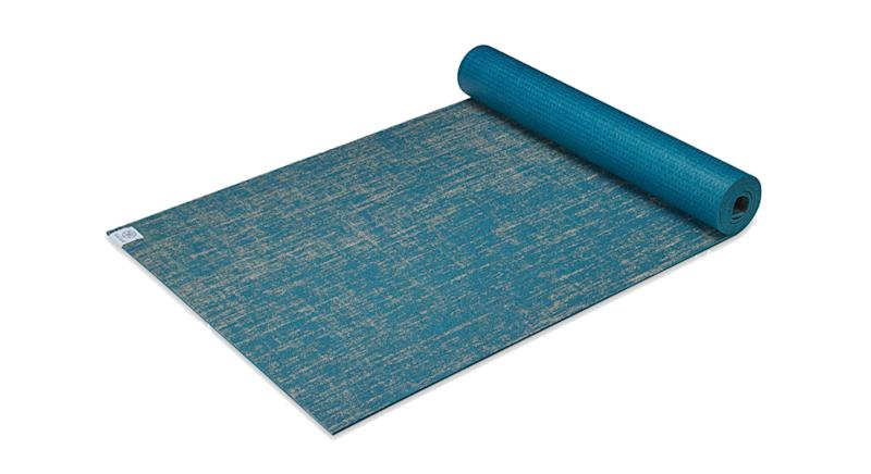Gaiam Performance Jute 5mm Yoga Mat