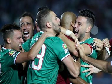 Africa Cup of Nations 2019: Historic tensions dissipate as Egyptian fans debate cheering for arch-rivals Algeria in final