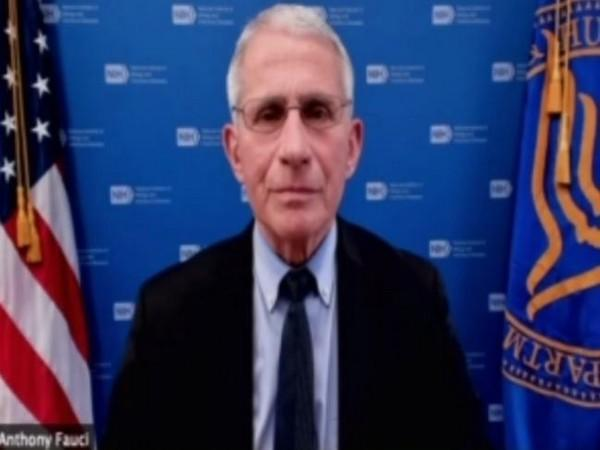 US top infectious diseases expert Dr Anthony Fauci