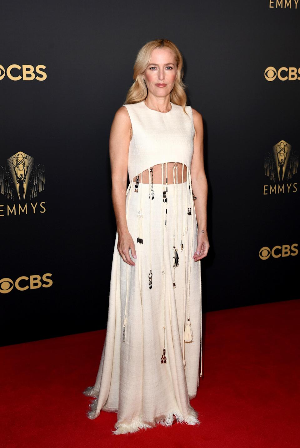"""<h1 class=""""title"""">Gillian Anderson in Chloé</h1><cite class=""""credit"""">Photo: Getty Images</cite>"""