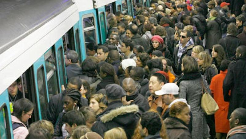 Paris prepares for 'Black Friday' with massive transport strike
