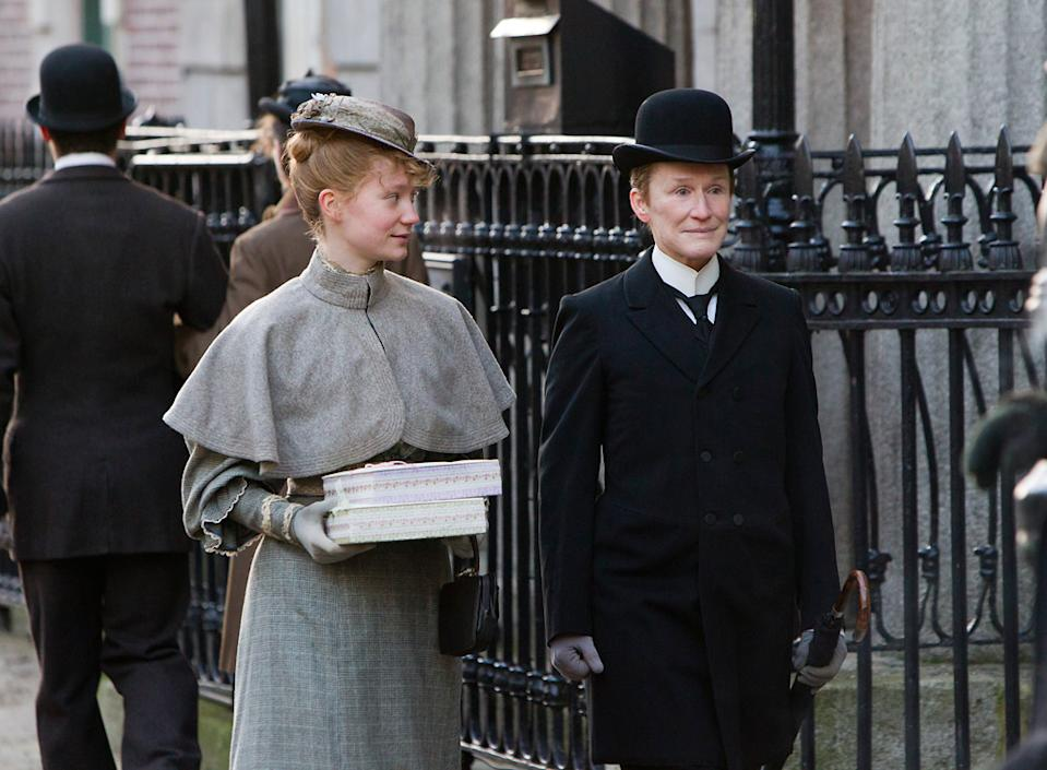"""Janet McTeer, is nominated for best supporting actress for """"Albert Nobbs."""""""