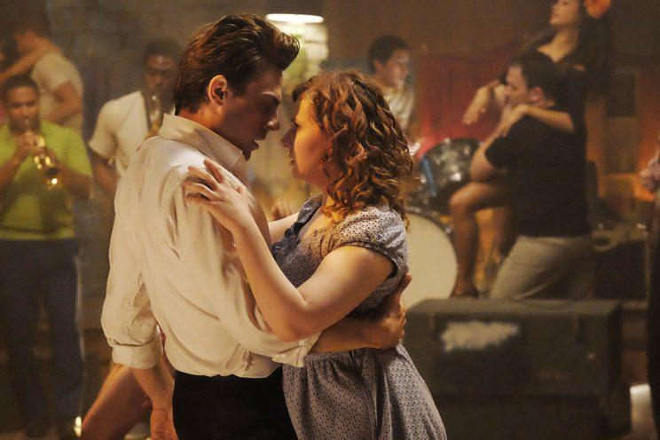 Image result for abc dirty dancing dance scene
