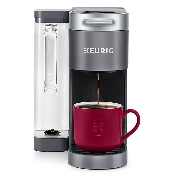 <p>The <span>Keurig K-Supreme Single Serve Coffee Maker MultiStream Technology</span> ($140) is a great gift for coffee-lovers.</p>
