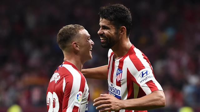 The England international has opened up on his summer move to Atletico and how he has adapted to life in the Spanish capital