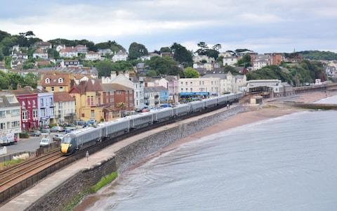 GWR's new Intercity Express Trains, which were first introduced in the summer - Credit: Rob Thomas