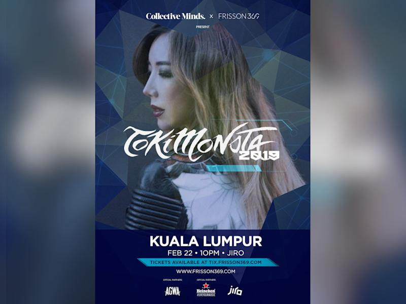 Tokimonsta is ready to heat up KL again this February.