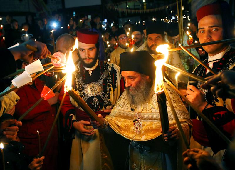Orthodox Christians Are Less Religious and Don't Want to Listen to the Pope