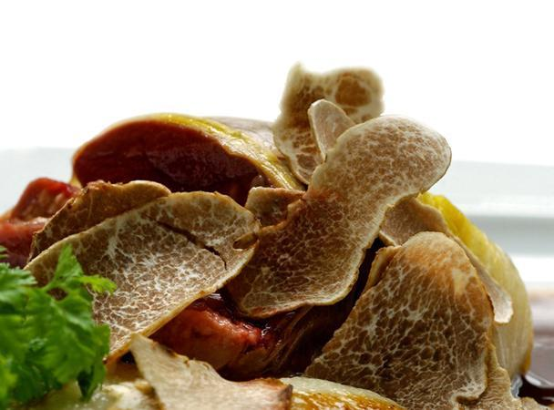 "<div class=""caption-credit""> Photo by: COURTESY OF URBANI</div><b>Most Expensive Fungus: White Truffles</b> <br> <br> <b>What:</b> The white truffle is found almost exclusively in the forests of northern Italy between the months of September and December. Its unique flavor-nutty, savory, and sweet-is commonly sampled in shavings atop dishes heavy on eggs, butter, and cheese, such as fresh pasta, fonduta (a mixture of melted cheese and wine), or a decadent scrambled-egg breakfast. <br> <br> <b>How Much:</b> White truffles retail for $7 to $11 per gram, or $3,000 to $5,000 per pound. Prices can be as high as $90 for a standard 8-gram portion, with an additional premium for a particularly large specimen. <br> <br> <b>Why Pay More:</b> No one has yet succeeded at cultivating white truffles, so the supply is extremely limited. The only way to source them is to forage within their limited natural habitat with the help of specially trained pigs and dogs."
