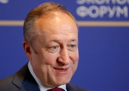 Head of Russian shipping giant Sovcomflot to step down -deputy PM's office