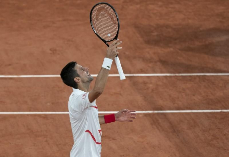 Highlights: French Open day three