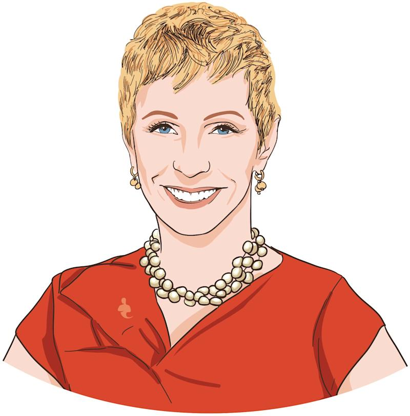 "Barbara Corcoran, founder of The Corcoran Group, podcast host of ""Business Unusual,"" and Shark on ""Shark Tank."""