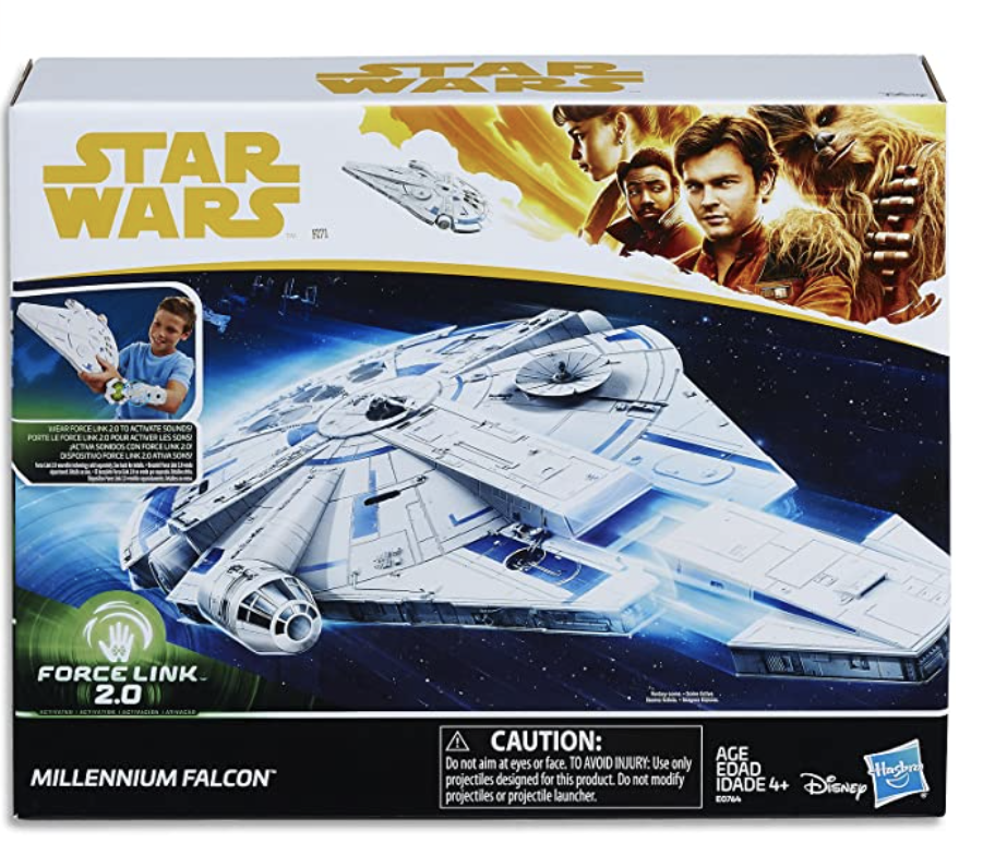 Star Wars Force Link 2.0 Millennium Falcon with Escape Craft. (PHOTO: Amazon Singapore)