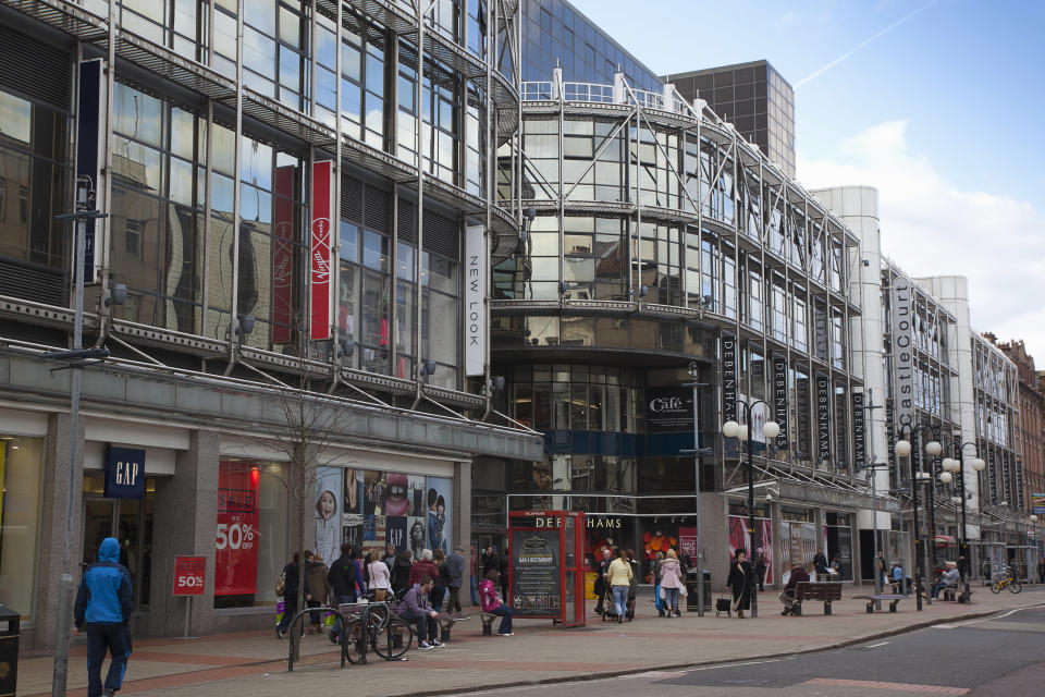 <p>Belfast is the safest major city in the UK in which to live, with its residents least likely to be victims of car crime or burglary, new data by Admiral MultiCover has revealed. (Eye Ubiquitous/UIG via Getty Images) </p>