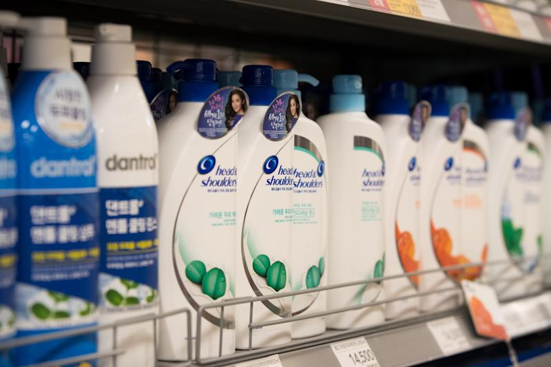 P&G Strikes Back at Doubters With Surprisingly Strong Sales