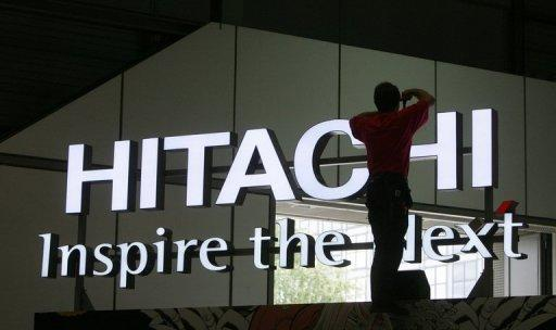 Hitachi has been shifting its business focus to large-scale infrastructure projects