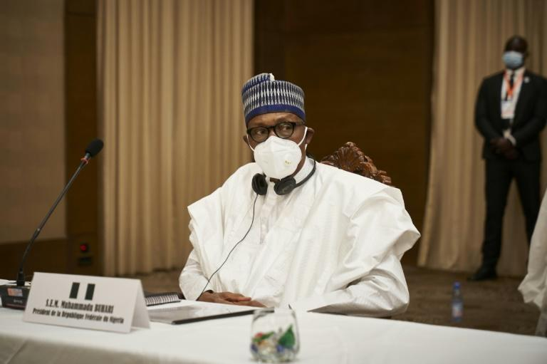Nigeria leader urges 'healing' as country turns 60