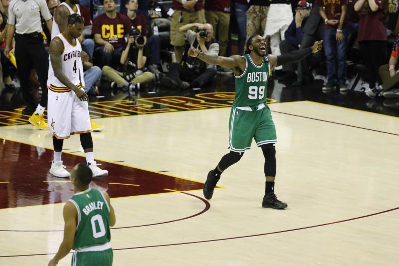 Celts Learned To Dodge Punches During Game 3