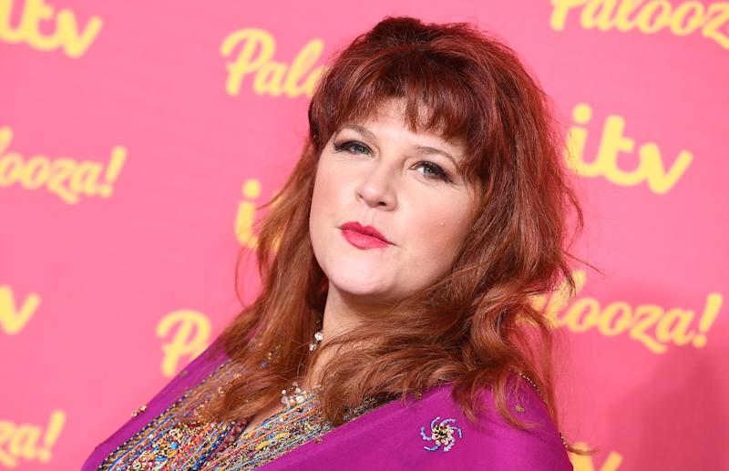 Jenny Ryan attends the ITV Palooza 2019 at the Royal Festival Hall on November 12, 2019 in London, England. (Photo by Jeff Spicer/Getty Images)