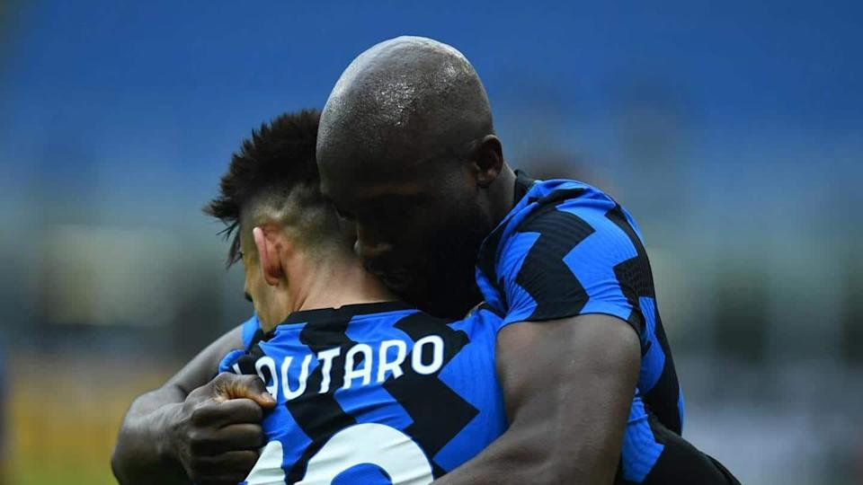 Serie A: Inter win Milan derby to stay top