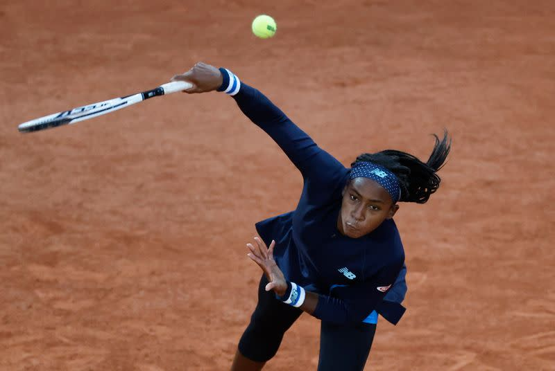 Tough Gauff downs ninth seed Konta in Paris