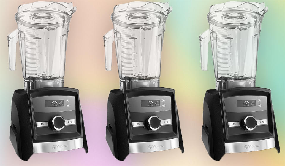 Finally get your hands on the iconic Vitamix — and elevate your smoothie game for 2021 and beyond. (Photo: Amazon)