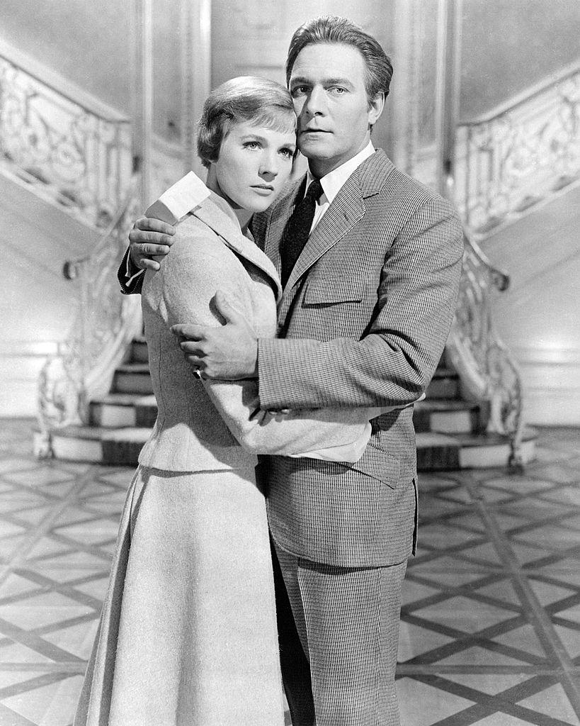 Julie Andrews and Christopher Plummer star in