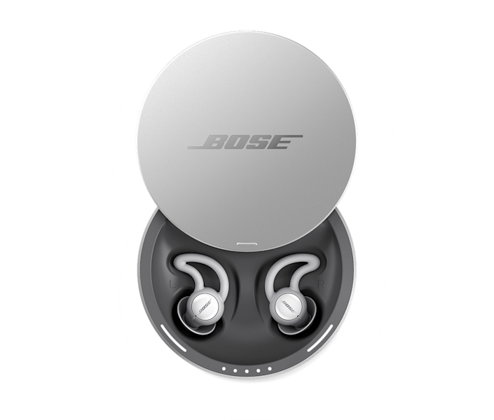 """<p>bose.com</p><p><strong>$2.00</strong></p><p><a href=""""https://go.redirectingat.com?id=74968X1596630&url=https%3A%2F%2Fwww.bose.com%2Fen_us%2Fsupport%2Fproducts%2Fbose_headphones_support%2Fbose_in_ear_headphones_support%2Fnoise-masking-sleepbuds.html&sref=https%3A%2F%2Fwww.townandcountrymag.com%2Fleisure%2Fg13094996%2Fcool-tech-gifts%2F"""" rel=""""nofollow noopener"""" target=""""_blank"""" data-ylk=""""slk:Shop Now"""" class=""""link rapid-noclick-resp"""">Shop Now</a></p><p>These wireless earbuds tune out annoying night noise with soothing sounds that can lull listeners to sleep in any situation. The Sleepbuds pair with the Bose Sleep smartphone app and come in a brushed aluminum charging case that provides up to 16 hours of battery life.</p>"""
