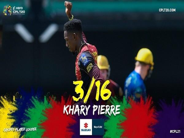 Khary Pierre (Image: CPL)